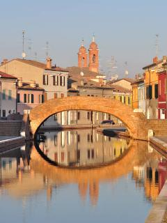 Comacchio , our 'little Venice'