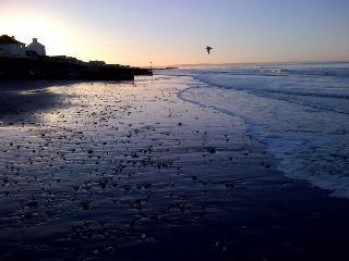 Tywyn beach just a few yards away!
