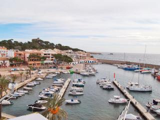 Vista puerto, Cala Rajada