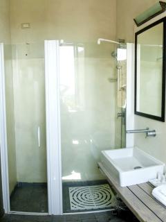 uno dei bagni della Locanda