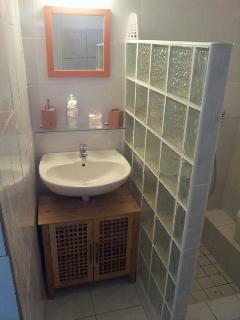 Salle de bain 1 + Toilette 1