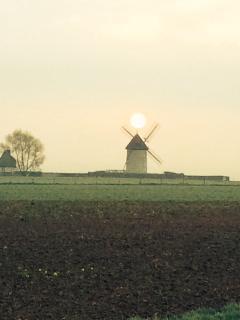 Hauville windmill