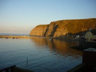 Staithes bay