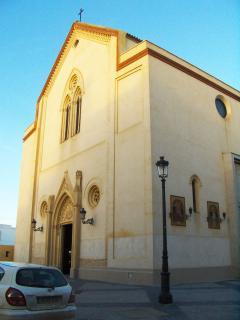 Iglesia del Cristo de los Gitanos, a 3 minutos de la casa