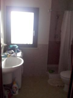 first floor apartment's bathroom