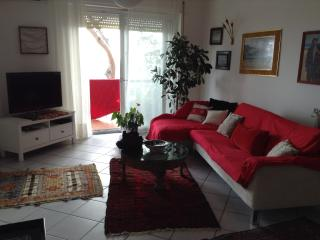 Silvia's house, cozy apartment in front of the sea, Gaeta