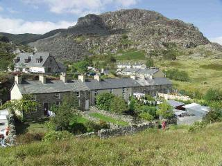 Holiday Cottage Snowdonia - Slate Miners Cottage, Tanygrisiau
