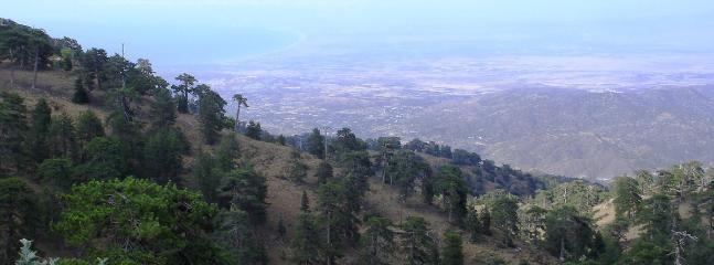 Trudos mountains