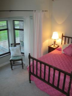 Double Bedroom with Bay Window facing Sligo Bay