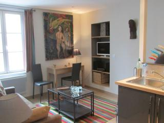 B017: Stylish  apartment in Dinan centre