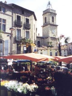 Pezenas Saturday Market