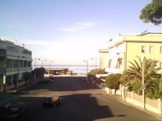 appartamento panoramico, Minturno