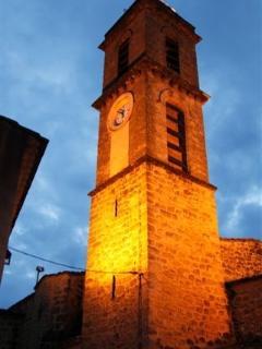 Tressan Church Tower