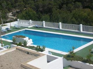 Cala codolar Ibiza, Casa compl