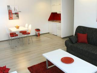 New modern apartment - Red