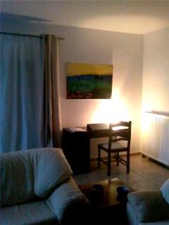 Achilleas Suite - Comfortable living room