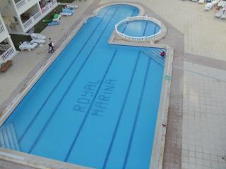 Holiday apartment Altinkum, Kraliyet Marina Penthouse