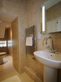 Bathroom of Pembrokeshire holiday cottage