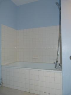 Baingnoire salle de bain