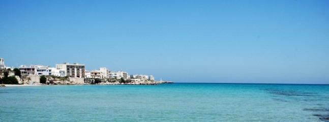 Otranto's fabulous clear waters ideal for swimming