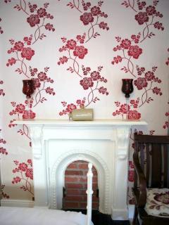 Red bedroom 2