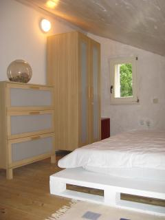 Plenty of closet space, wardrobes and drawer chests in each bedroom