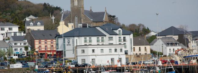 Killybegs Harbour.