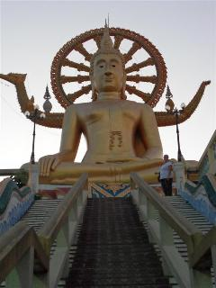 Tourist attraction ' Big Budda '