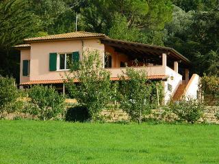 Casa in campagna con vista mare 'Madonna del Cedro, Scarlino