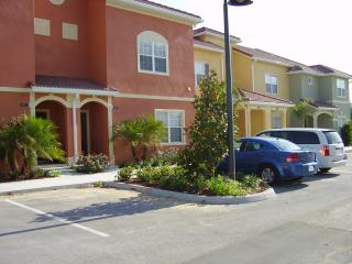 Lovely town house on Paradise Palms 5 star resort