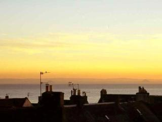 View from Main Bedroom - November Sunset