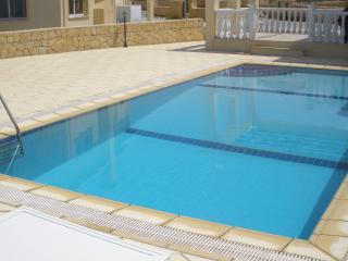 The Villa swimming pool is the perfect way to cool down and enjoy your time especially those with ch