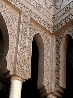 Riad Laksiba - Arches