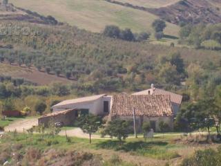 panorama: particolare delle case