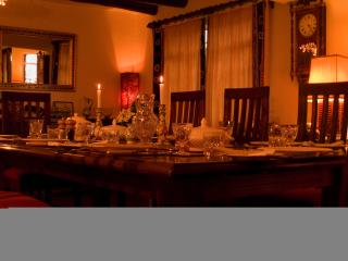 Dining Room Lahai House