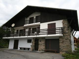 Chalet Cyclamen:self-catered summer 3-6bedrooms, Les Carroz-d'Araches