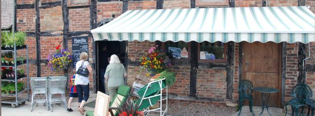Local award winning farmshop and tea rooms