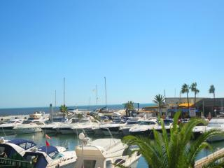 Front Line Views in the Port of Cabopino, Marbella