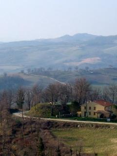 Casa delle Querce in autumn