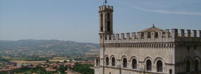 Gubbio- Unesco world heritage site