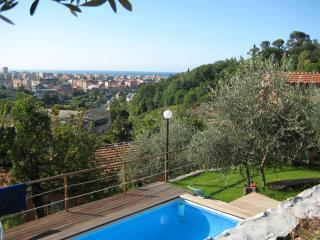 Olive Press Lodge, Chiavari