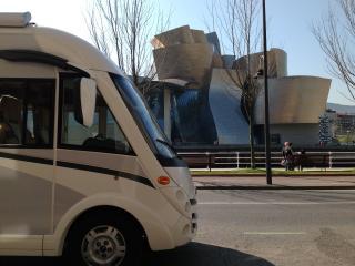 Carthago C-Compactline 143 ( Modell 2014), Bilbao