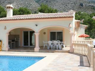 Holiday Villa in Altea La Vella