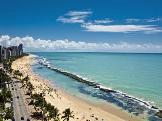 Lindo Apartamento Beira Mar - Seaside Apartamento