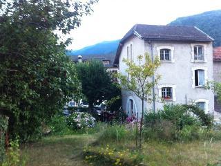 T3 dans villa coecilia jadin, Ax-les-Thermes