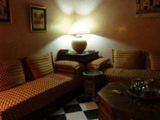 Riad à Marrakech, bien situé