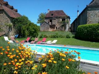 Location Loubejou en vallee de la Dordogne, Bretenoux