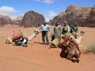 Guides Of Wadi Rum