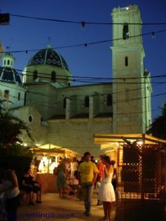 Altea Church Square