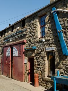 Seahouses Smokery- fantastic kippers!